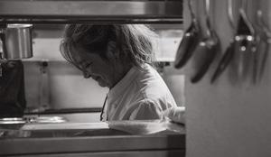 Cheffe Laurence Restaurant le catalan